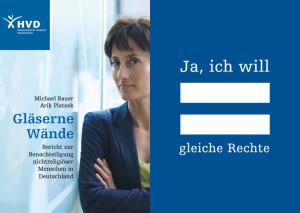 Humanistischer Verband Deutschlands: Bericht zur Benachteiligung nichtreligiöser Menschen in Deutschland